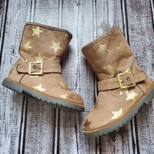 Brown Star Boots 6T Target